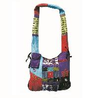 Click here for an enlarged picture of the Cotton Hobo Bag
