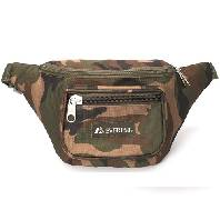 Click here for an enlarged picture of the Woodland Camo Wasitpack - Medium