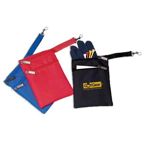 From caddy pouches to golf bag covers to a full line or tournament gifts,  we can customize any item you want.  The only limit is your imagination!